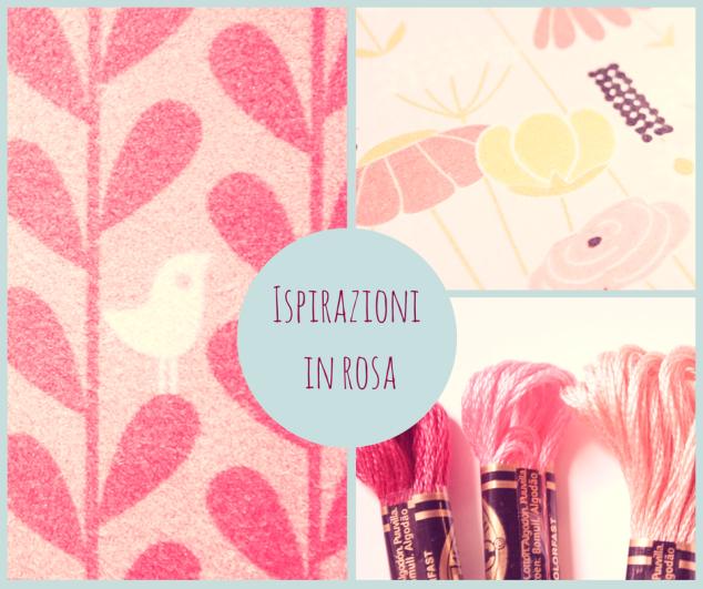 Ispirazioni in rosa per i nuovi progetti